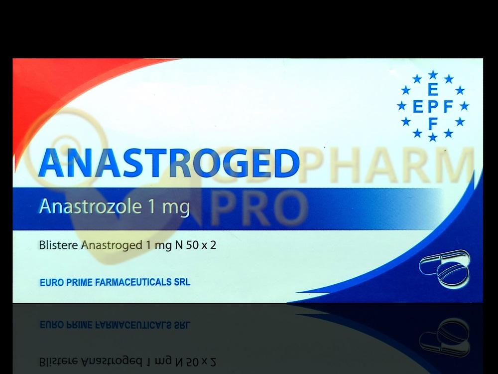 Anastroged EPF