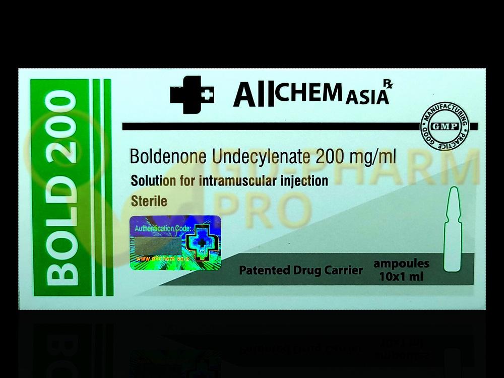 Bold 200 AllChem 1ml