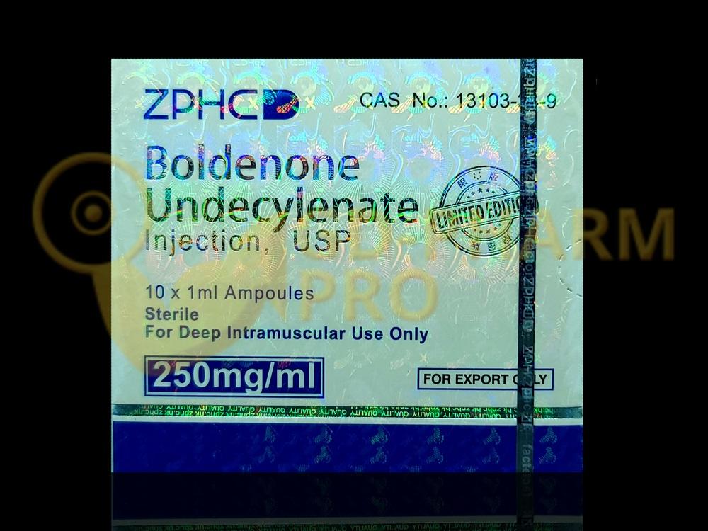 Boldenone ZPHC 1 ml