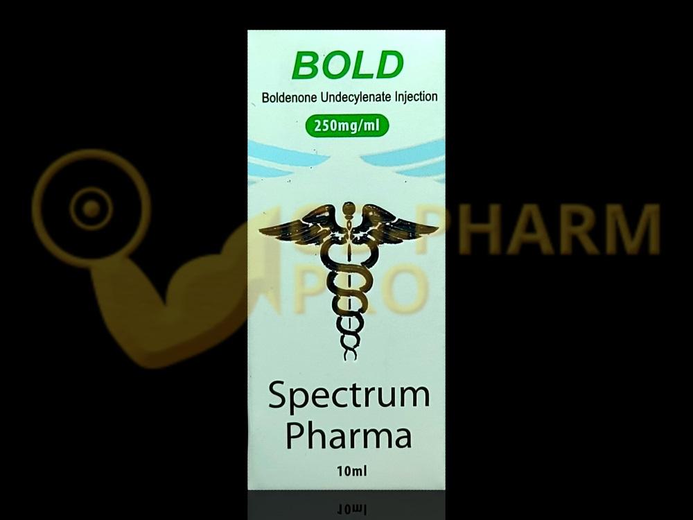 Bold Spectrum