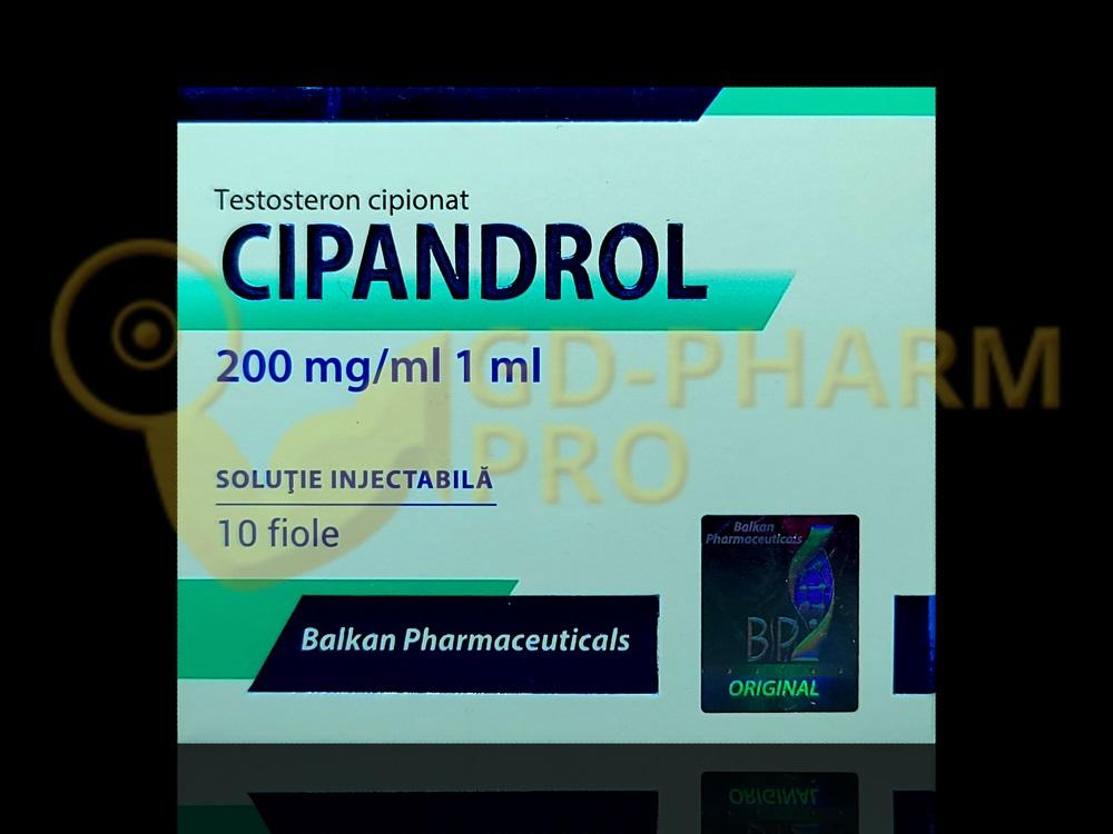 Cipandrol Balkan