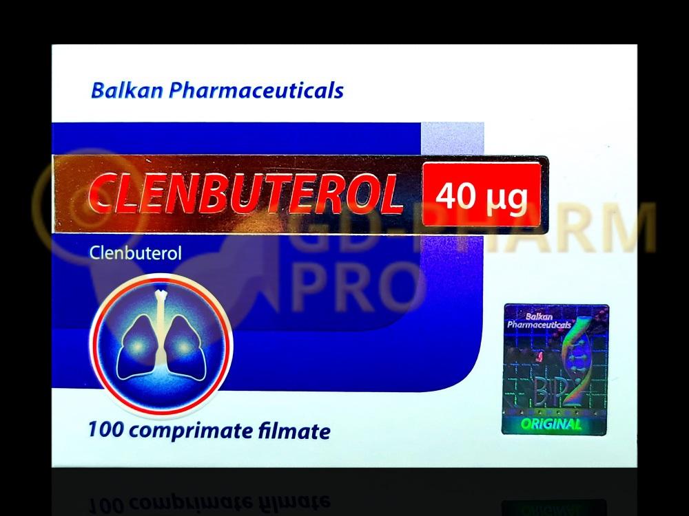 Clenbuterol Balkan