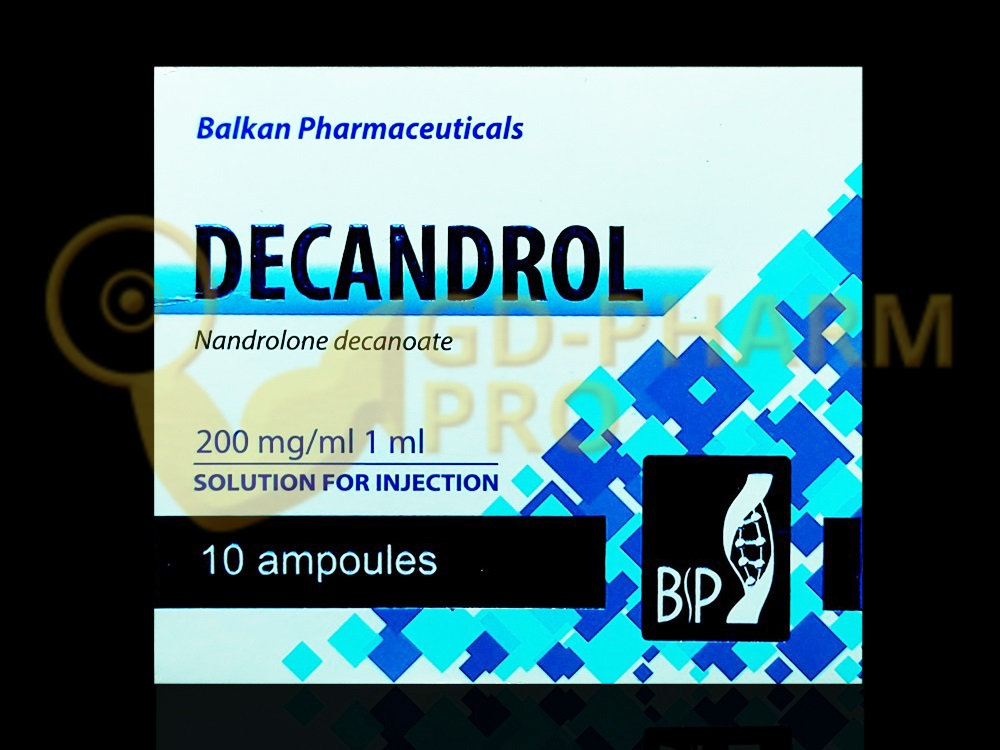 Decandrol Balkan