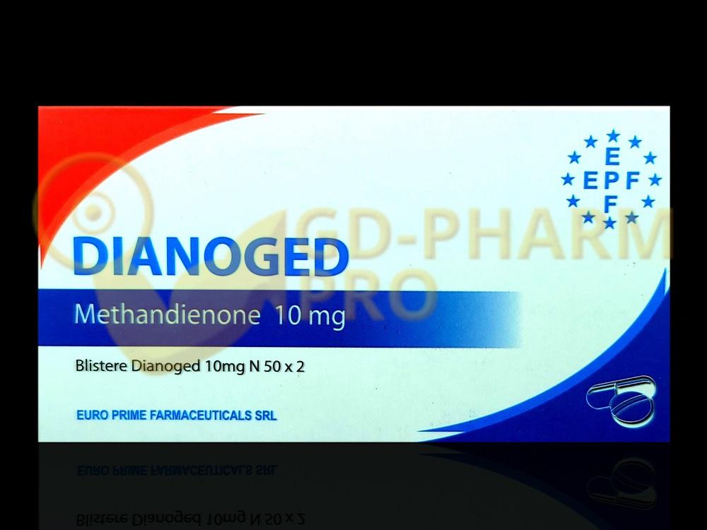 Метандиенон (Dianoged EPF)