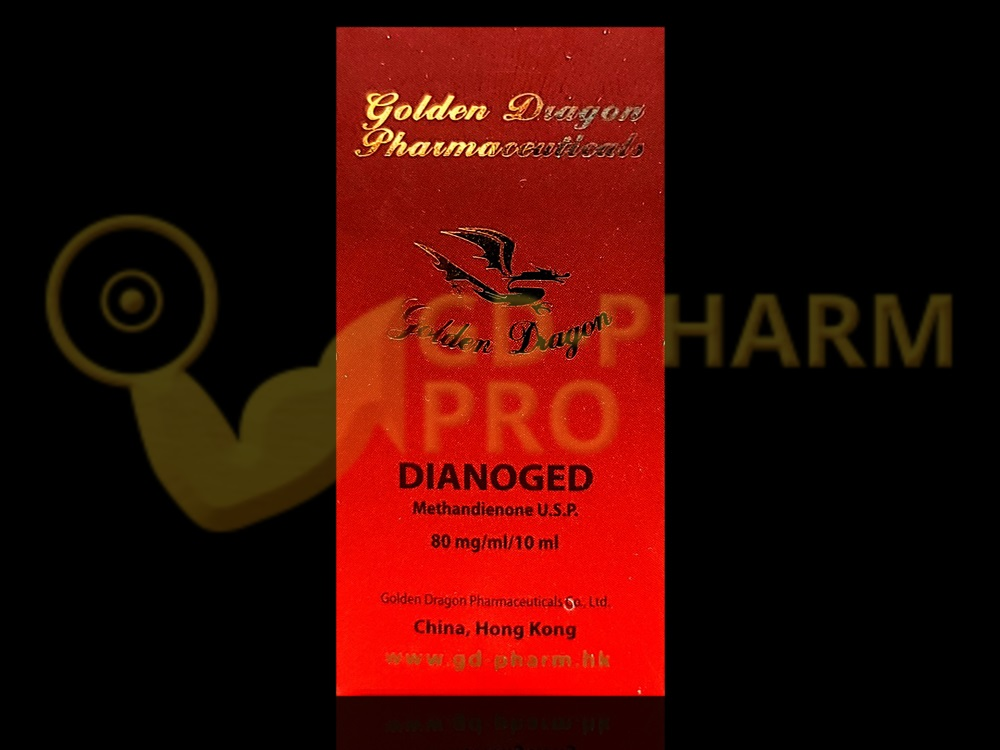 Dianoged Inj Golden Dragon