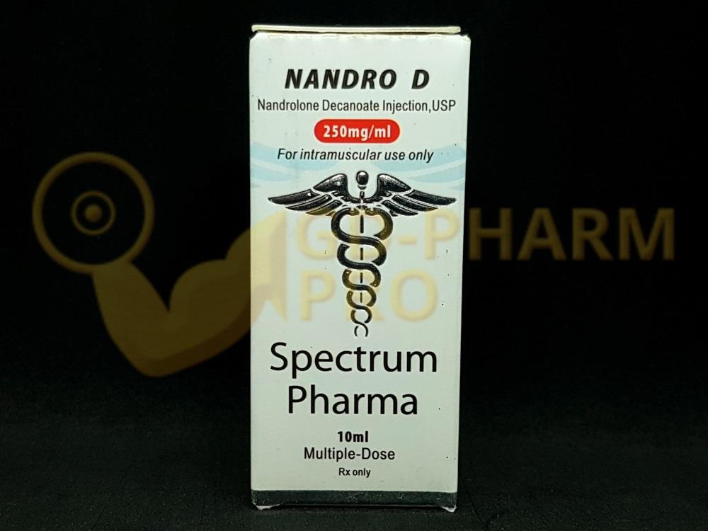 Nandro D Spectrum