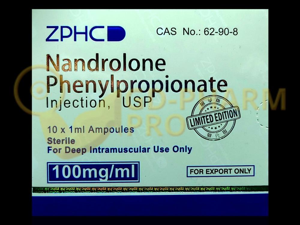 Nandrolone Phenylprop ZPHC 1ml