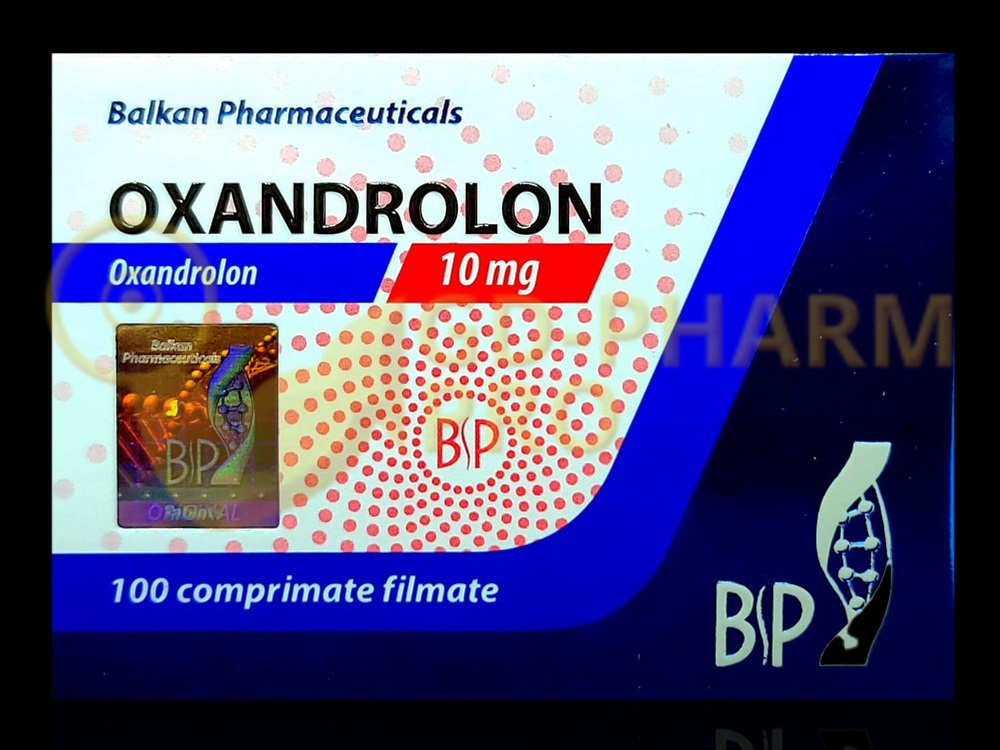 Oxandrolon Balkan