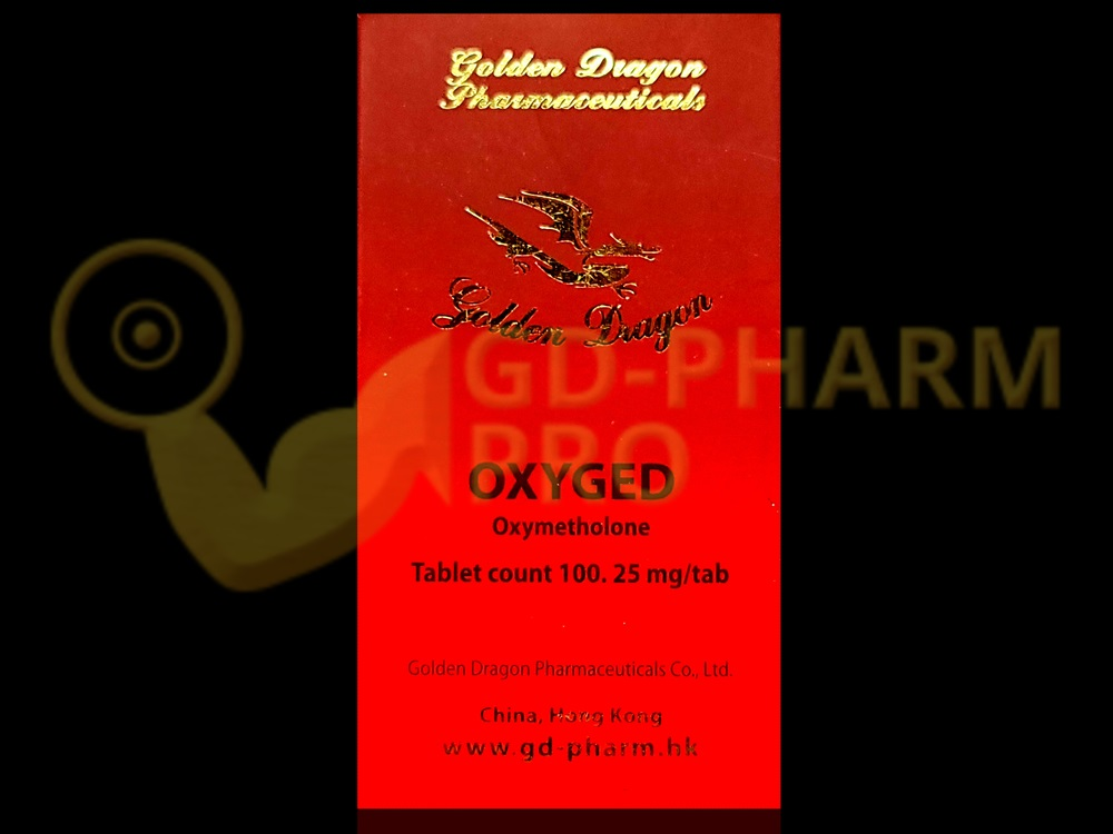 Oxyged Golden Dragon