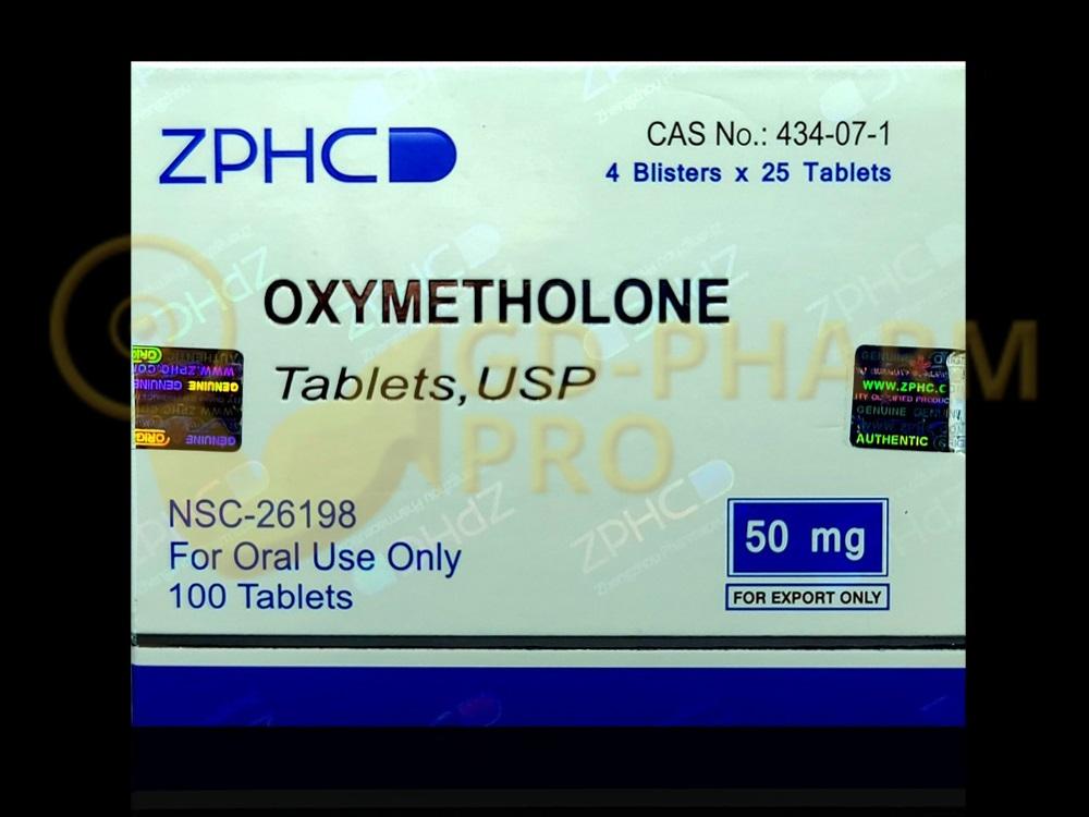 Oxymetholone ZPHC