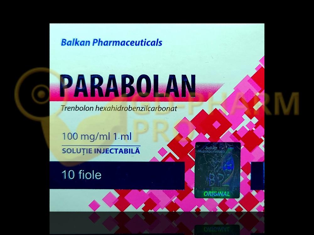Parabolan Balkan