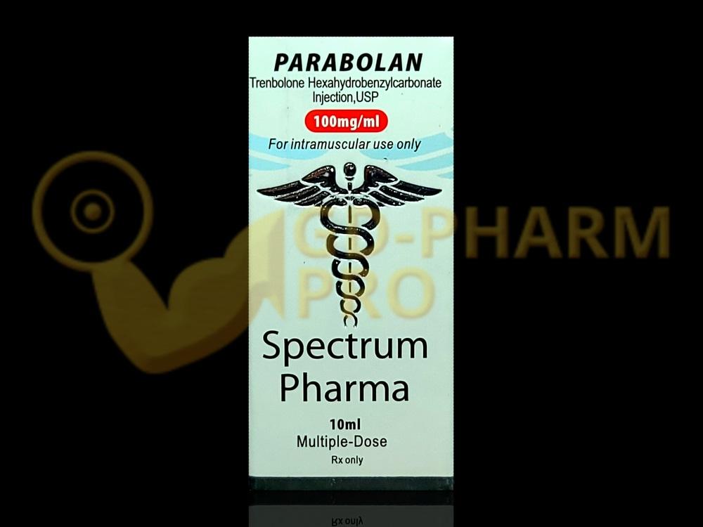 Parabolan Spectrum