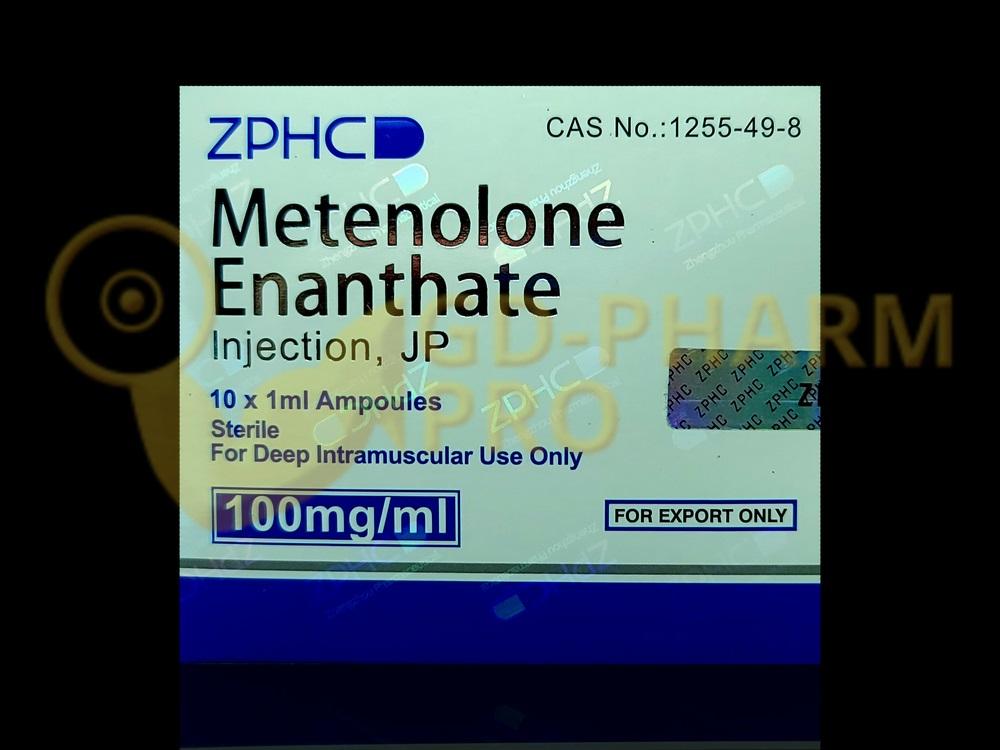 Metenolone Enanthate ZPHC 1ml