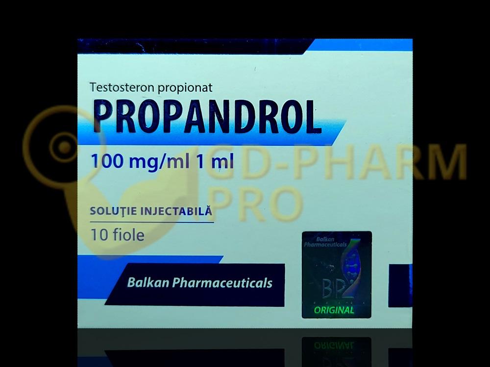 Propandrol Balkan