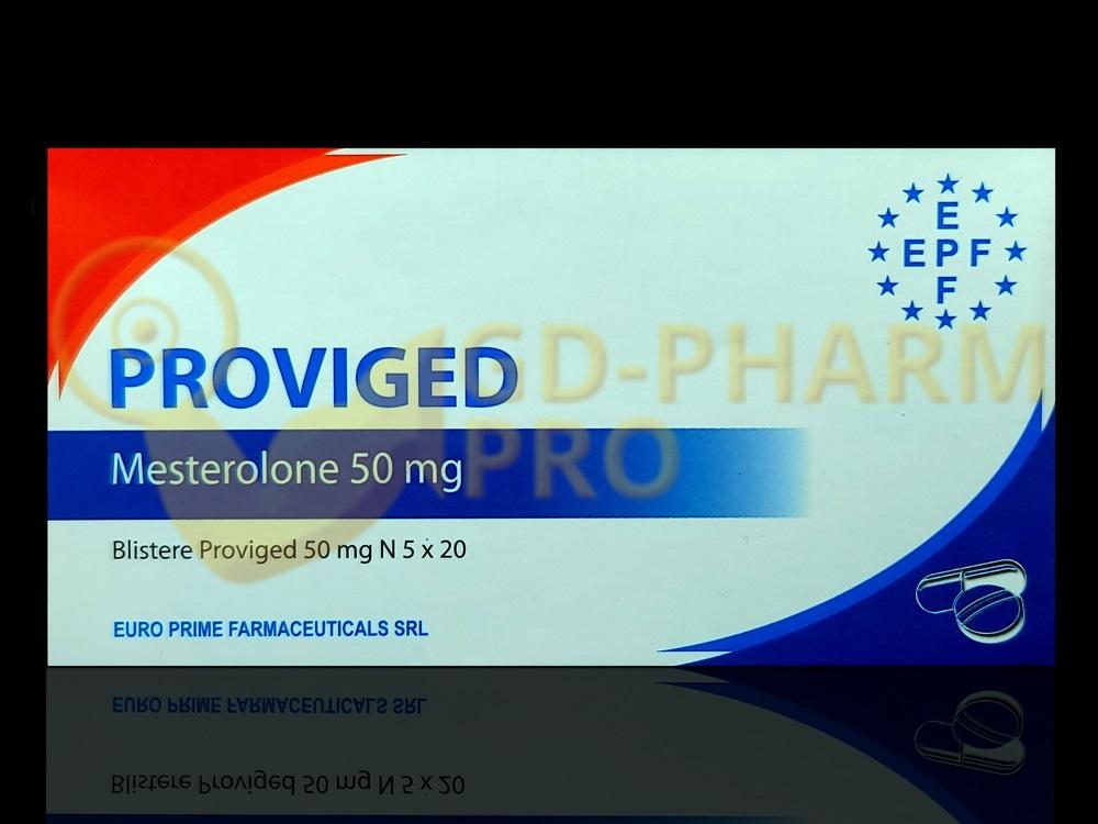 Proviged EPF