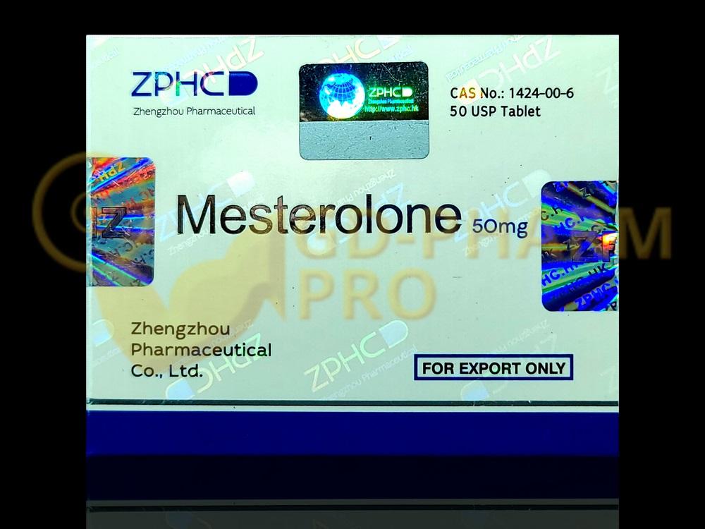 Mesterolone (Proviron) ZPHC