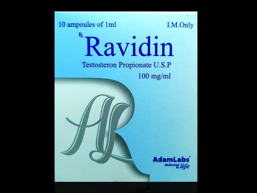 Ravidin Adam 1ml