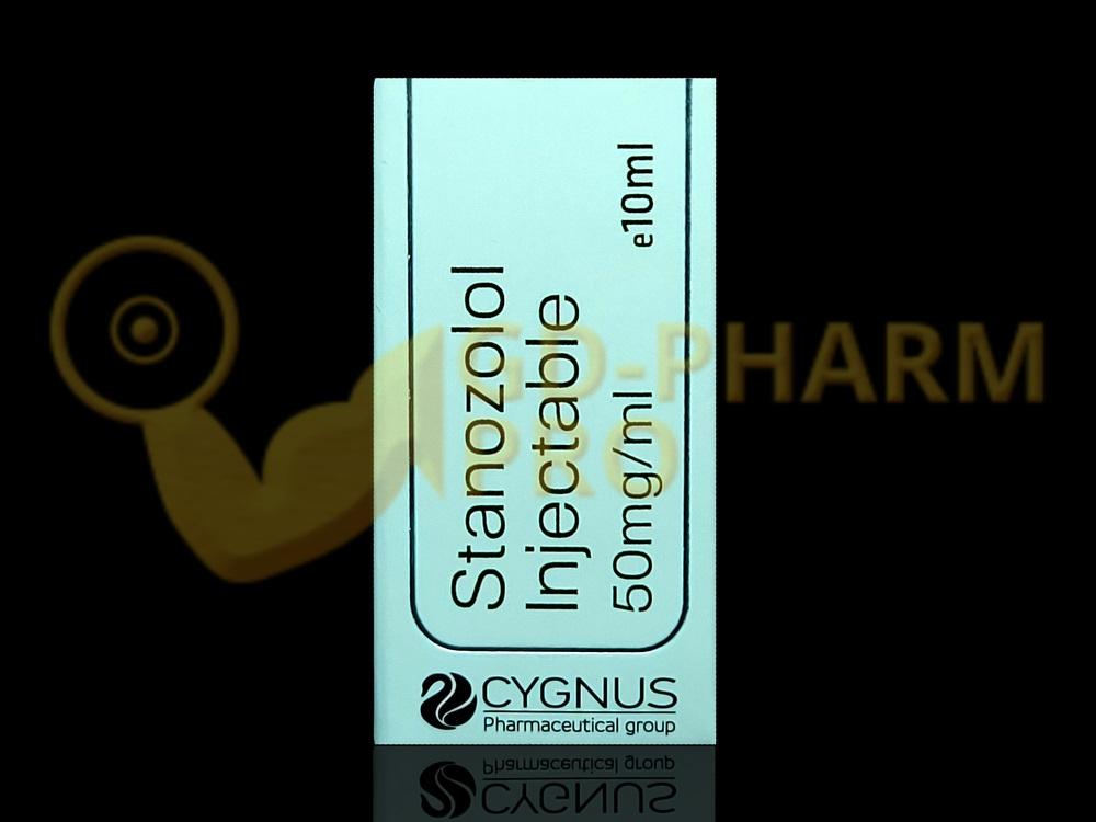 Stanozolol Inj Cygnus
