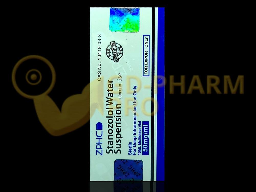 Stanozolol Suspension ZPHC