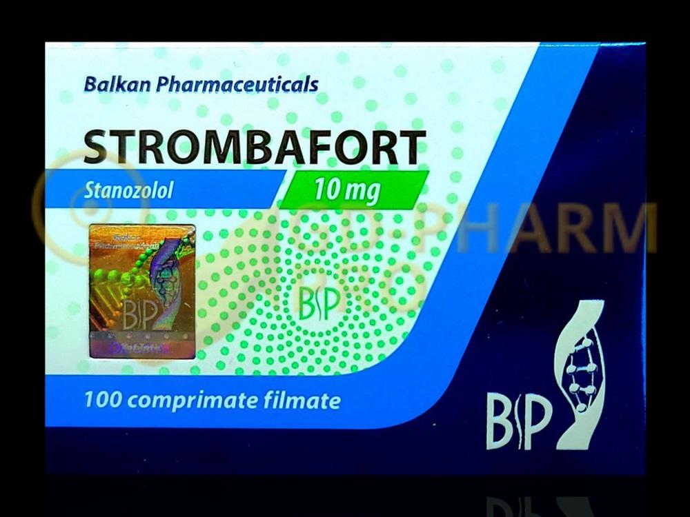 Strombafort Balkan