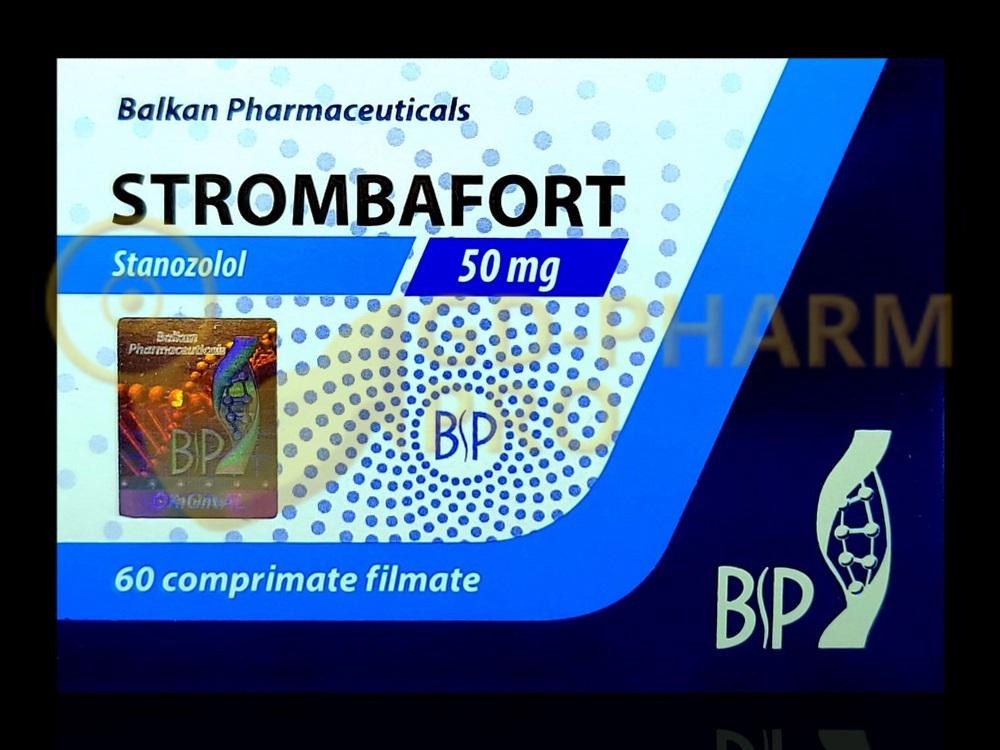 Strombafort Balkan 50 mg