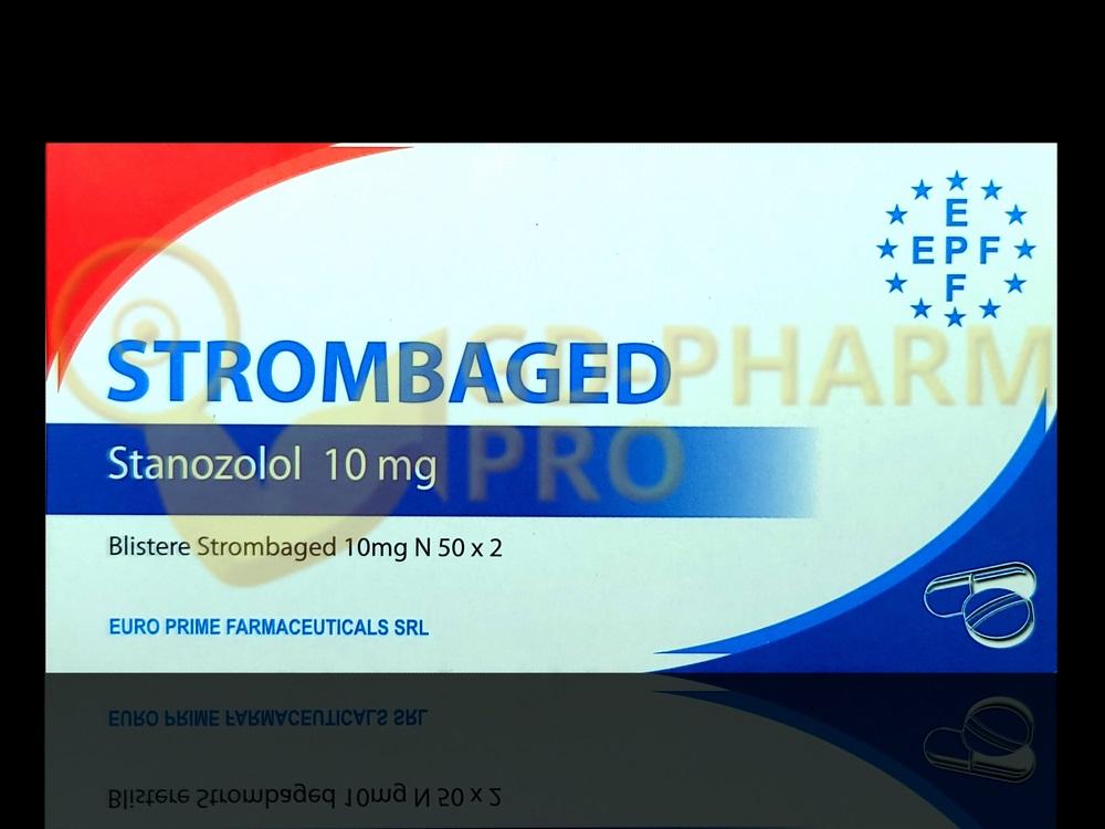 Strombaged EPF