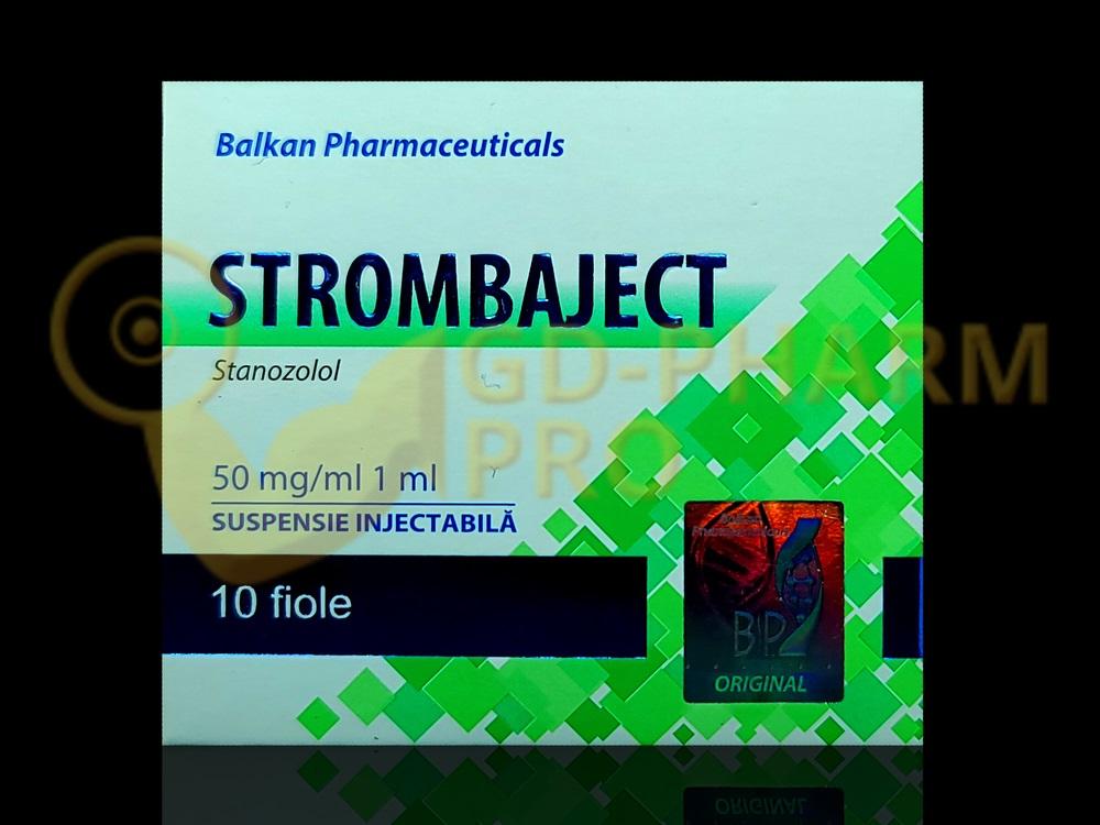 Strombaject Balkan