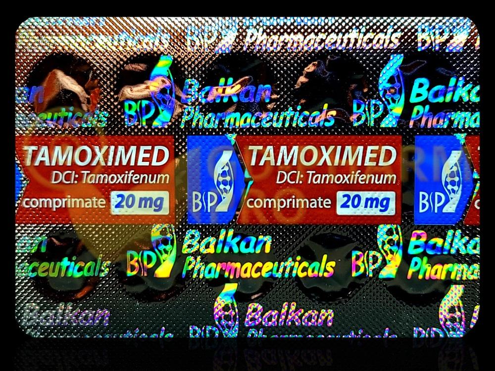 Tamoximed Balkan 20mg