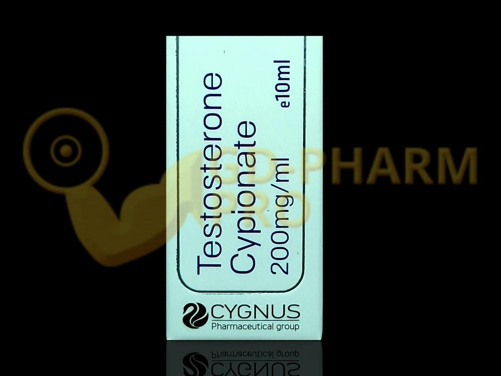 Test Cypionate Cygnus