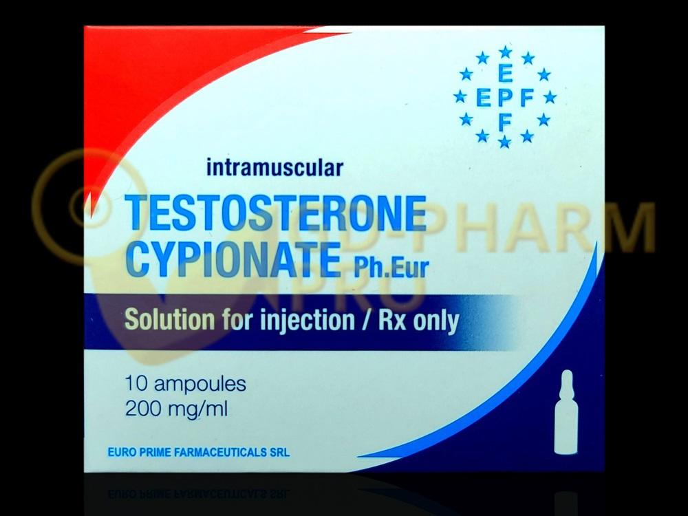 Testosterone Cypionate EPF 1ml