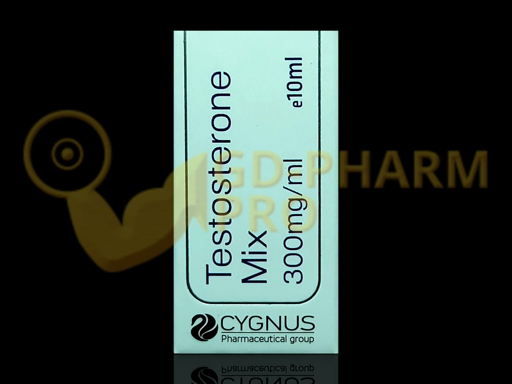 Test Mix Cygnus 300