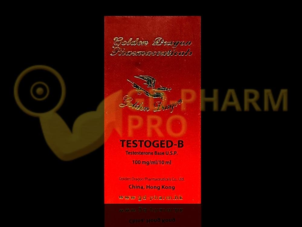 Testoged-B Golden Dragon