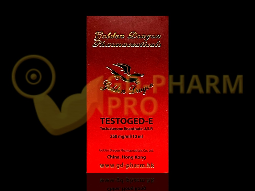 Testoged-E Golden Dragon
