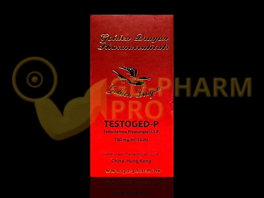 Testoged-P Golden Dragon