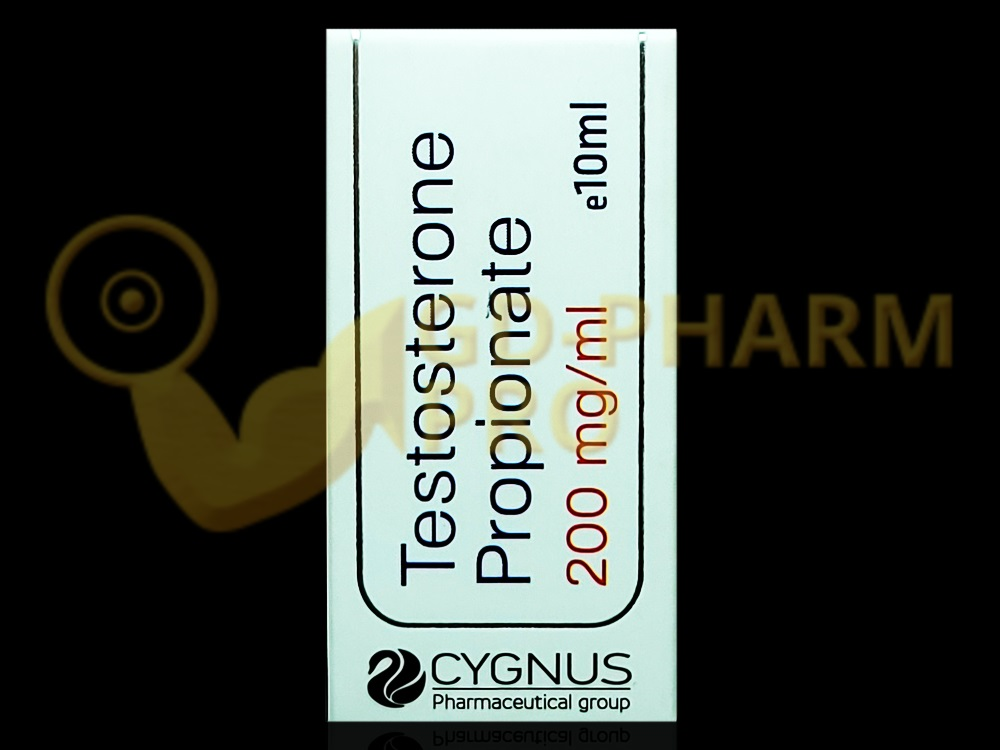 Test Propionate 200 Cygnus