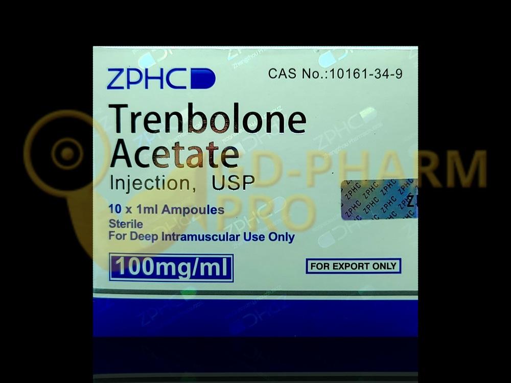 Trenbolone Acetate ZPHC 1ml