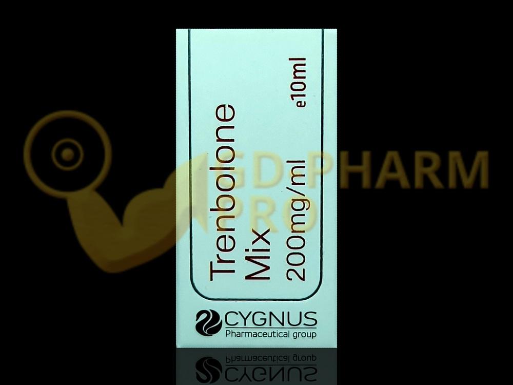 Tren Mix Cygnus