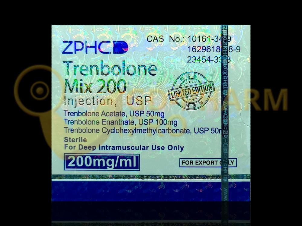 Trenbolone Mix ZPHC 1ml