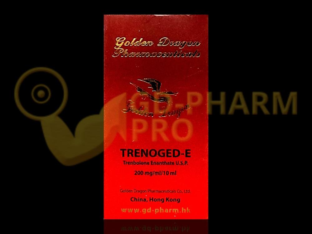 Trenoged-E Golden Dragon