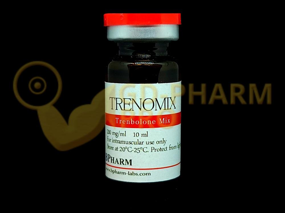 Trenomix BPharm
