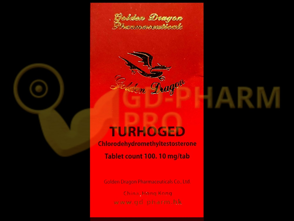 Turhoged Golden Dragon