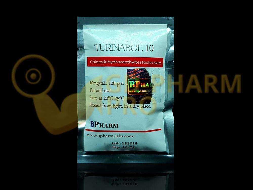 Turinabol BPharm